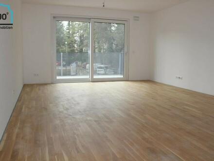 Alles Neu: 2 Zimmer Neubau-Wohnung mit Balkon