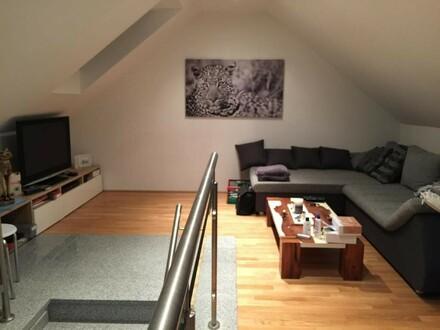 2,5 - 3 Zimmer Maisonette Wohnung