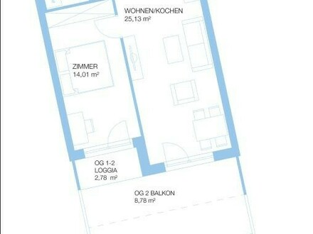 WIEN - Legen Sie Ihr Geld vernünftig an! Neubauprojekt in Wien-Donaustadt
