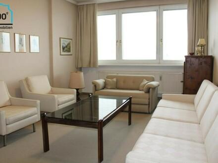 Ruhige Wohlfühl-Wohnung mit Bergblick