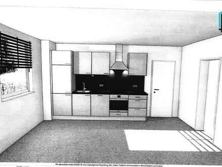 NEUBAU 3 Zimmer Gartenwohnung - Erstbezug