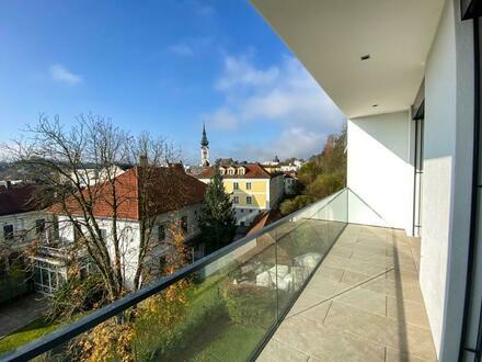 Grieskirchen: Stylishe Wohnung - Zentral & Exklusiv!