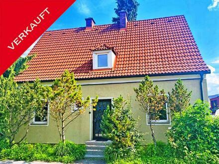 Linz-Keferfeld: Top Grundstück & Haus mit Potential