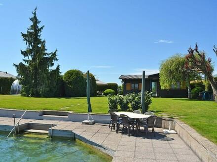 Seltenene Gelegenheit! - Sommerhaus auf See-Pachtgrund südlich von Wien