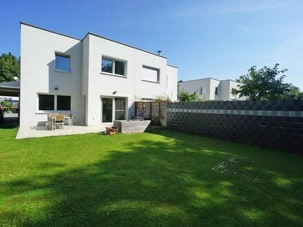 Hochwertiges Doppelhaus inmitten der Natur im Irenental