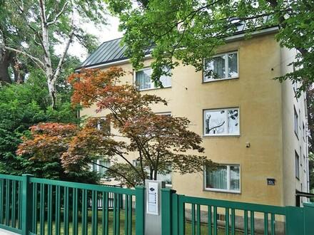 Ruhige, top renovierte Mietwohnung in bester Lage in Althietzing