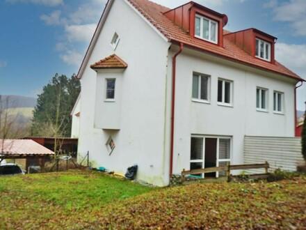 Doppelhaushälfte mit schönem Garten in traumhafter Ruhelage in Eichgraben