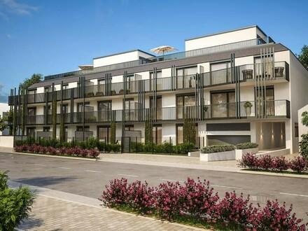 Neubauprojekt! 3-Zimmer-Wohnung mit 2 Balkonen - PROVISIONSFREI - Anleger-Eignung!