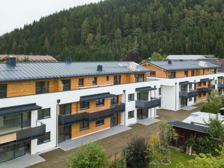 Holztraum Tamsweg Zirbenweg Haus B Gartenwohnung B3