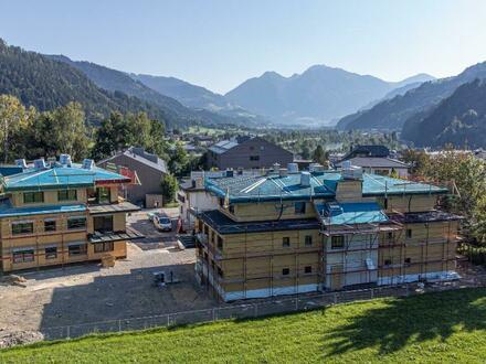 Natur(t)raum am Zimmerberg Top 10 Dachgeschosswohnung mit Kamin
