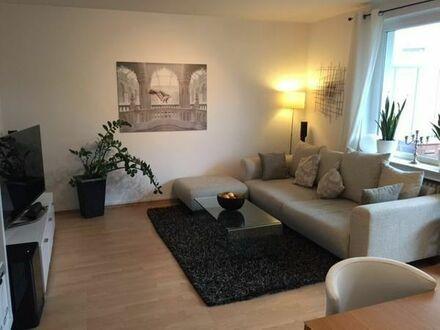 Untervermietung möblierte 3-Zimmer-Wohnung (78 m2) in Düsseldorf Bilk (März 2019-März 2020)