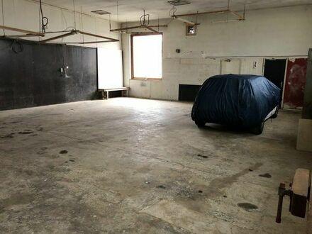 300 m² Lagerhalle mit Büro in Hundsangen