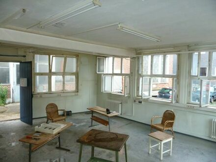 Fellbach 1 Fußminute vom Bahnhof ca 40 m² von privat für Werkstatt, Atelier, Hobbyraum, Lager