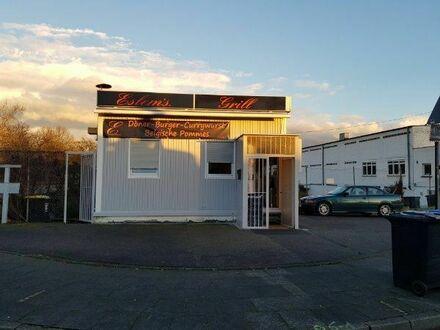 Imbiss Container zu Verkaufen in guter Lage im Industriegebiet