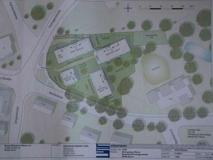 Wohnprojekt in Werne, Thema: Mehrgenerationen, Rechtsform: Baugruppe, Fertigstellung 2020