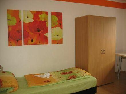 Provisionsfreies, schönes vollmöbliertes Zimmer in Nürnberg-Höfen