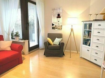 Attraktiv möblierte 2-Zimmer-Wohnung Ratingen-Ost