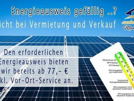 Energieverbrauchsausweis für Vermieter und Immobilienverkäufer