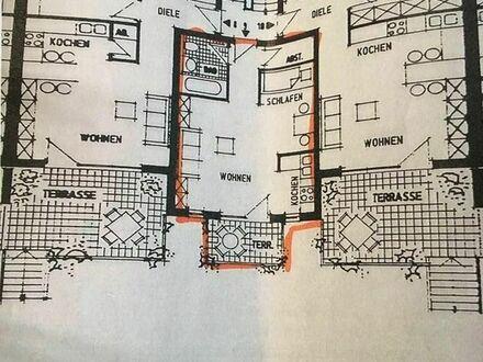 1 Zimmer-Appartm.,44 qm, mit Balkon u.Stellplatz in 55546 Pfaffen-Schwabenheim, Kreuznacher str.56