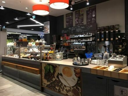 TOP Kaffee im stark frequentierten Center Kaufpark Eiche