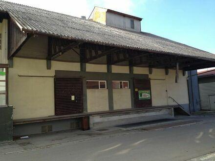 Altes Lagerhaus an der A 8 günstig zu vermieten!