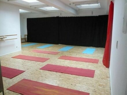 Raum für Yoga, Pilates, TaiChi... zu vermieten