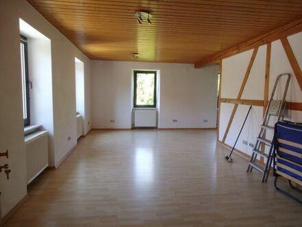 Zwei Zimmer Wohnung in Ginsweiler zu vermieten