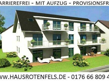 2-Zi. Whn. mit Terrasse in Gaggenau zu verkaufen. ERSTBEZUG 2020, KEINE Provision