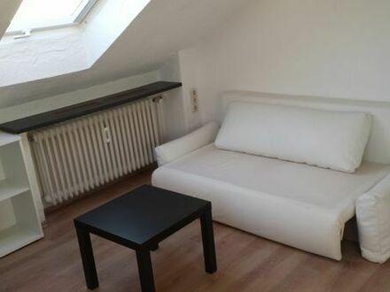 Renovierte 3-Zimmerwohnung mit Garage nähe Karlsruhe