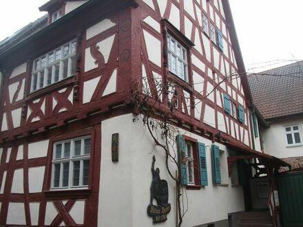 Fachwerkhaus in Schriesheim, 152 qm zu vermieten
