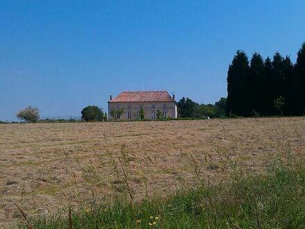 Propriete du XVIII siecle en Charente/Frankreich