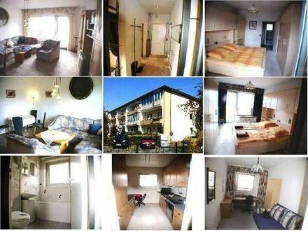 Möblierte 3 Zimmer Komfort Wohnung mit Stellplatz