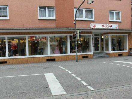 Geschäftsübergabe in Sinsheim an der Hauptstraße