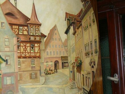 Vermiete Zentrales Ladengeschäft inmitten der historischen Schwabacher Altstadt