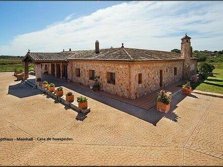 Wohngemeinschaft auf der Insel Mallorca, fernab vom Massentourismus, Inselmitte, Weinanbaugebiet.