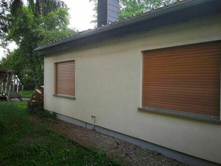 Kleiner Bungalow in Bensheim zu vermieten