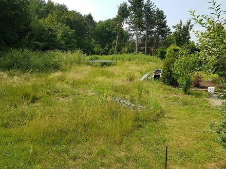 Großes Gartengrundstück 1200 Quadratmeter in idyllischer Lage Nähe Venekotensee!