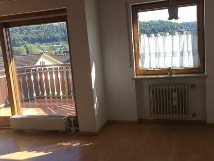 Tolle Aussicht!! 4-Zimmer Maisonette Wohnung in Lörrach-Hauingen
