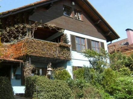 Für Naturverliebte: Landhaus mit vermietetem Gewerbeanteil - ideal auch für Eigennutzer!