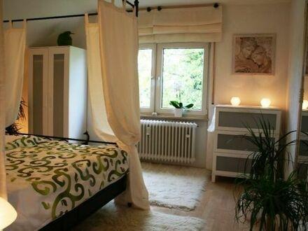 4-Zimmer-Dachgeschosswohnung im Märchenviertel von Karlsruhe-Rüppurr