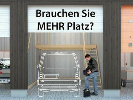 XXL-Garage/Werkstatt/Lagereinheit für Hobby, Handwerk und Gewerbe - PROVISIONSFREI