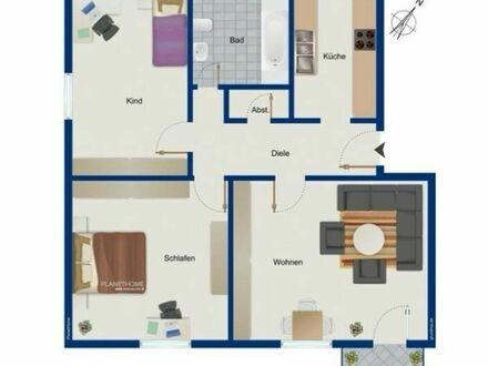 3 Zimmer Wohnung in Perfekter Lage