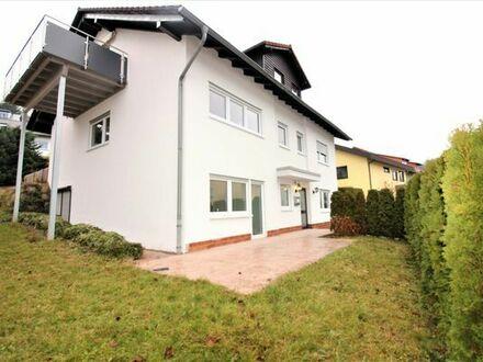 Exklusive Terrassenwohnung mit Garten und Stellplatz!
