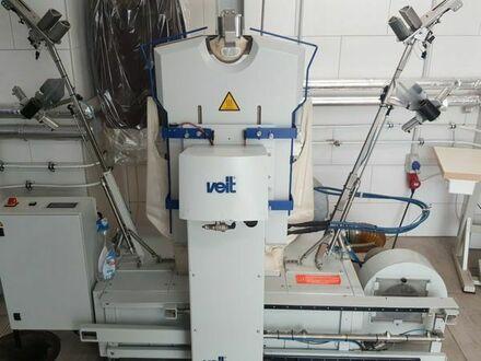 VEIT Hemdenpresse 8900 für Textilreinigung / Änderungschneiderei