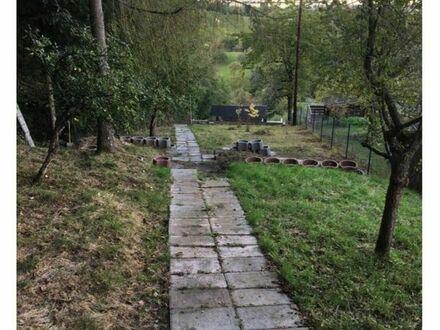 großes Gartengrundstück in Gerlingen
