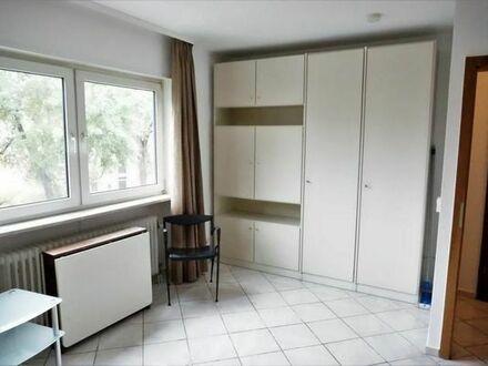 Ludwigshafen-Süd: Möblierte 1-Zimmer-Wohnung mit Küche