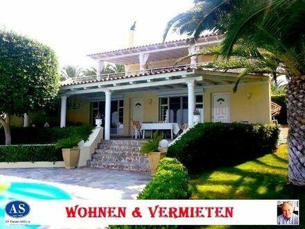 *Urlaub mit Rente* Germany Villa ( mit 3 Wohnungen) mit Pool und Meerblick zu verkaufen!
