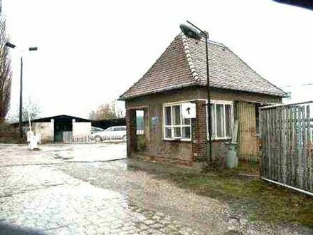 500 - 6.500 m2 Gewerbefläche Autoplatz Stellplatz in Coswig