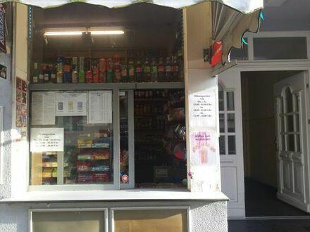 50 Jahre bestehenden Kiosk im Sandweg 60, 60316 Ffm abzugeben!