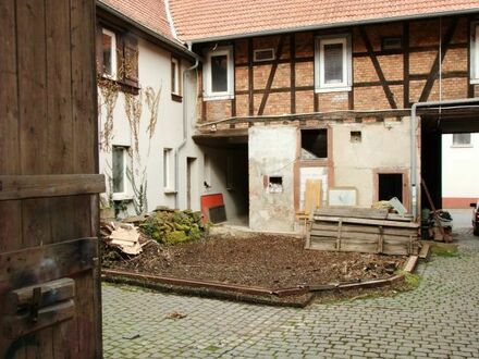 v.Privat / 2-Fam.-Haus / Hofreite